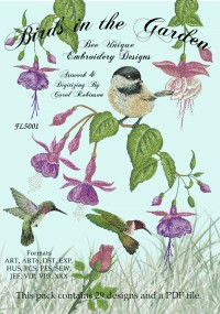 Birds in the GardenCD - Product Image