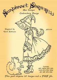 Sunbonnet Sorceress - Product Image